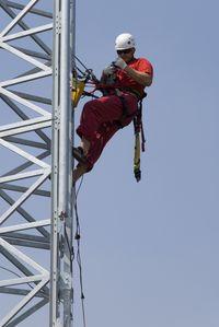 Stock climber