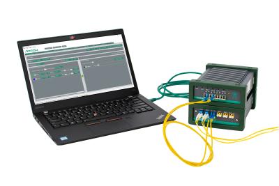The Anritsu IQ Fiber Master MT2780 test solution.