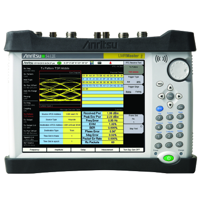 LMR Master S412E high-performance receiver/spectrum analyzer